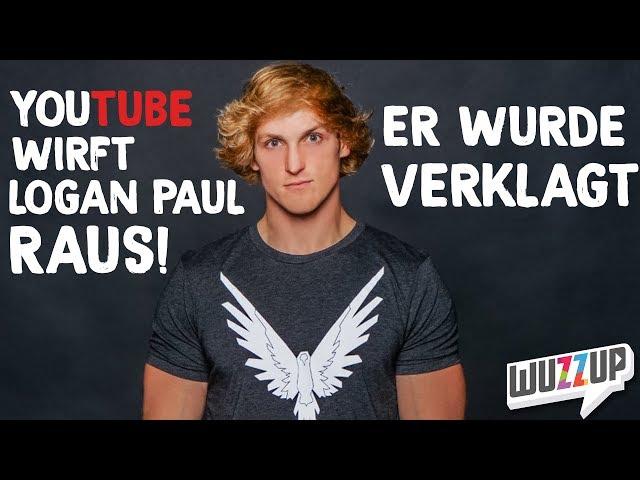 YouTube lässt Logan Paul fallen! ( Google Preferred Rausschmiss) - Feedback