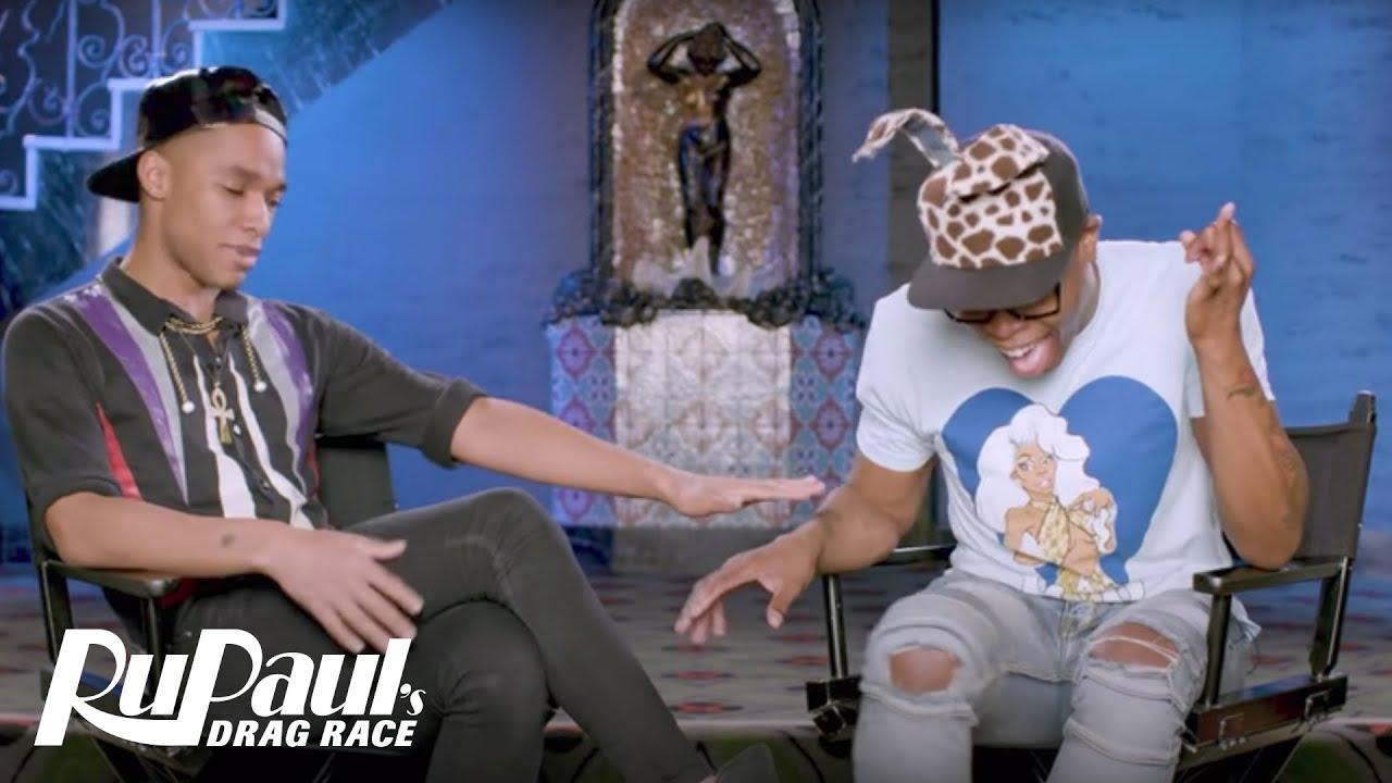 The Vixen & Monique: Off Camera Relationships & Regrets | Queen to Queen |  RuPaul's Drag Race