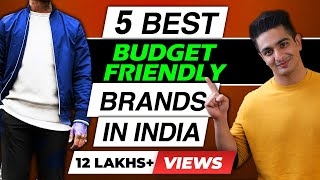 5 BEST Clothes Brands in India -  How To Dress Well For Indian Men | BeerBiceps हिंदी