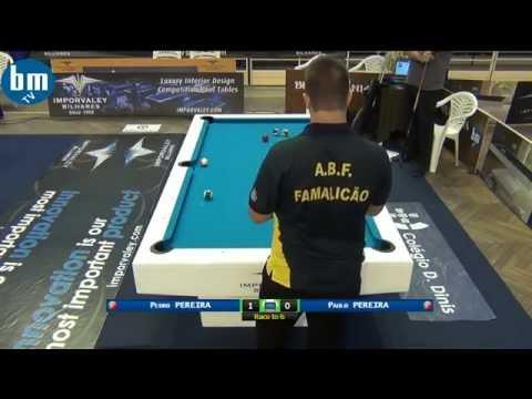 Pedro Pereira vs  Paulo Pereira