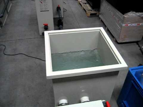 Aqua club design new autoclear pond filter by kinshi the for Pond filter design