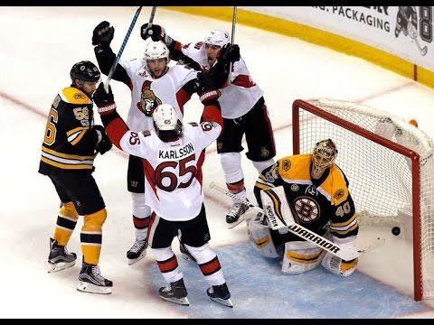 Game 3-BFR-Ottawa Senators vs Boston Bruins 2017 Stanley Cup Playoffs