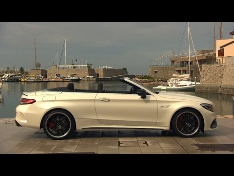 mercedes c klasse cabrio fahrbericht test driven motoraktion youtube. Black Bedroom Furniture Sets. Home Design Ideas