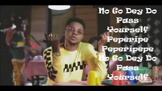 Kiss Daniel   No Do Lyrics Video