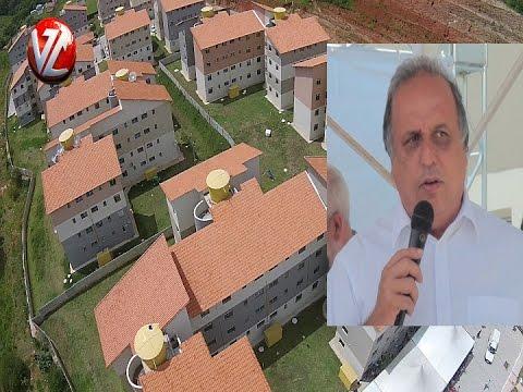 Governador participa da entrega de 160 apartamentos em Volta Redonda
