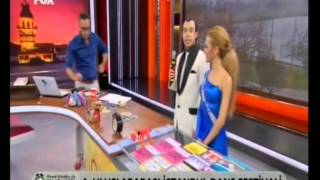 Ümran Palabıyık & Duygu Çiloğlu FOX TV Canlı yayın 1.bölüm