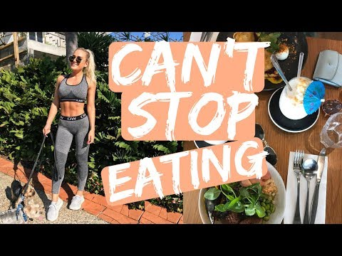 I Can't Stop Eating!!! 3 TIPS to overcome mindless eating II #WEDSHRED v5