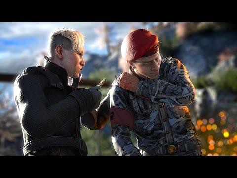 Far Cry 4: All Death Scenes