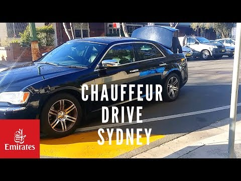 Emirates Chauffeur drive | Sydney airport