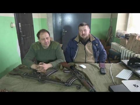 Прямая трансляция. Автоматы АК-47 и STG-44. Есть ли сходство?