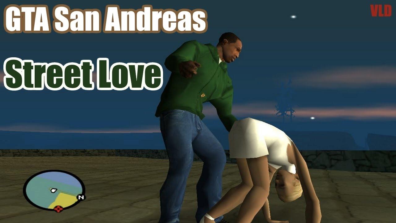 Порно сцены в гта сан андреас видео