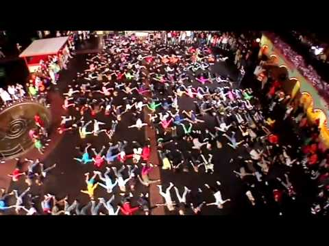 19 flashmob by Bounce