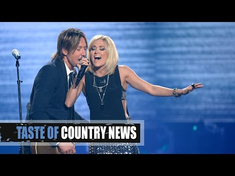 2017 Grammy Performers List Includes Carrie Underwood, Keith Urban