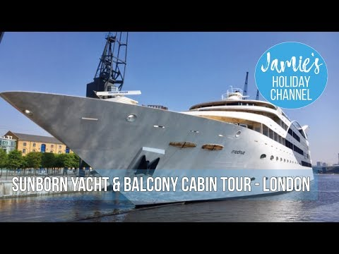 Sunborn Yacht Tour | London