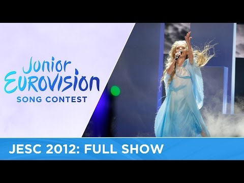 Junior Eurovision Song Contest 2012 - Full Show