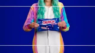 Nestlé Crunch Halloween Costume ad (2019)