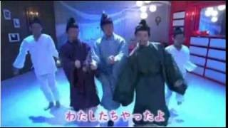 This is the oficial song of 中大兄皇子. Enjoy ; )