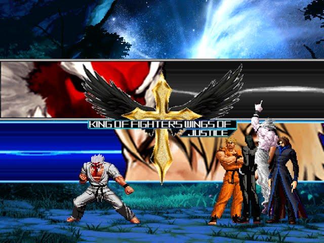 Mr.Karate vs Ryo,Psyqhical,Orochi,Gustab