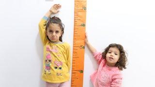 سوار تريد تكون طويلة | sewar wants to be taller