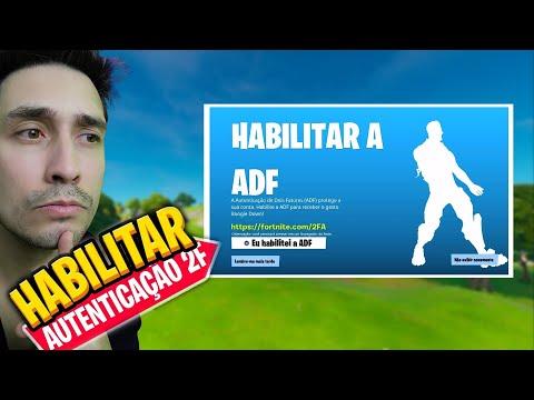 COMO HABILITAR ADF