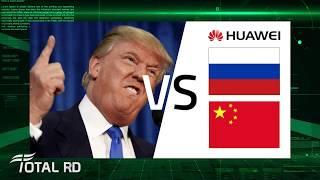 Google suspendió negocios con Huawei tras la inclusión de la empresa china en la lista negra de EEUU