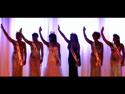 Miss Clark Atlanta University Pageant 2015