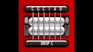 Perfect Guitar Tuner (Drop C)