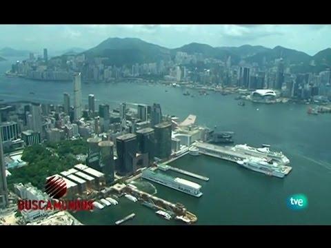 Buscamundos. Hong Kong, una ciudad con dos almas