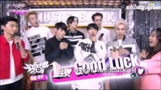 비스트 음악방송 영광의 1위 영상 모음
