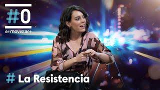 LA RESISTENCIA - Entrevista a Vicky Luengo   #LaResistencia 13.01.2021