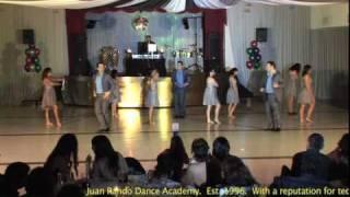 JRDA Ball 2009 - Salsa Performance Group 1