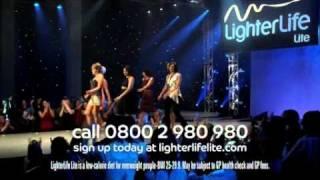 LighterLife TV Ad / Commercial 2011