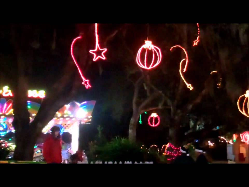 Exploring New Orleans: Celebration in the Oaks - YouTube
