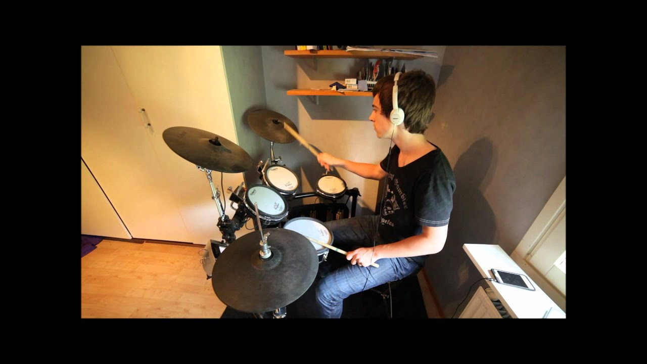 blessthefall - Guys Like You Make Us Look Bad (Drum Cover