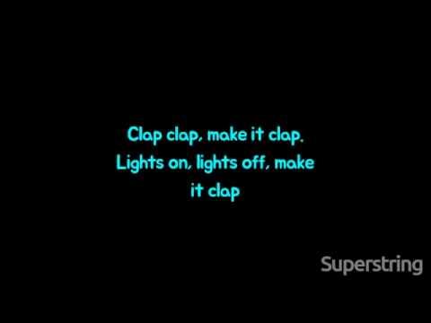 Redfoo- New Thang (Lyrics Video)