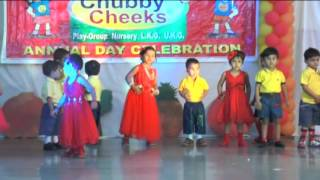 Boogie Woogie poem performance on Annual Day 2016