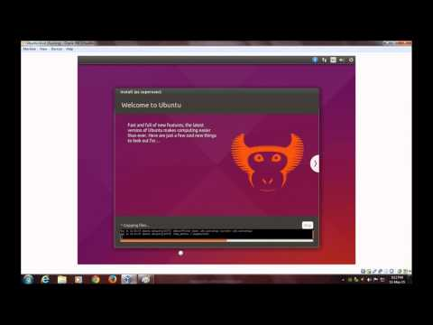 Ubuntu 15.04 Vivid Vervet Installation on VirtualBox