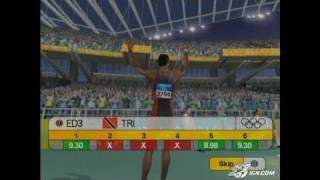 Athens 2004 PlayStation 2 Gameplay