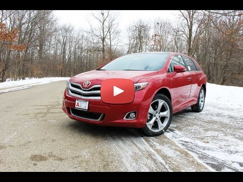 2015 Toyota Venza Review   2015 Toyota Venza Test Drive   Chicago News  