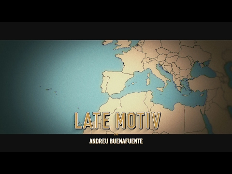 LATE MOTIV - America First,  Spain Second by Andreu Buenafuente | #LateMotiv188