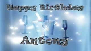 Happy Birthday Antony!