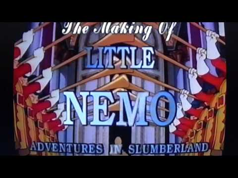 Opening to Little Nemo: Adventures in Slumberland - Promotional Use Only VHS