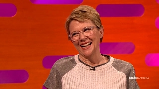 Annette Bening Celebrates Oscar Loss | The Graham Norton Show