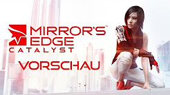 CATALIZZO DI MIRROR'S EDGE in der Beta-VORSCHAU