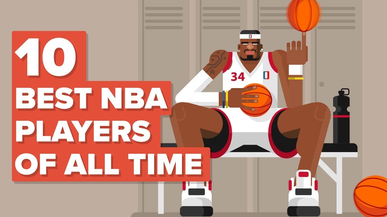 Which Are the 10 Best NBA Players of All Time? *Controversial List*