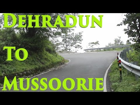 Dehradun to Mussoorie | Duke 200 | Road Trip