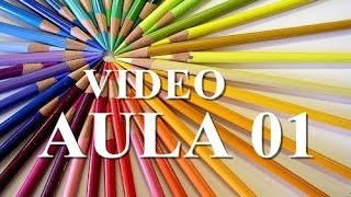 Video Aula 01-  Desenho  Realista Colorido (Teoria)