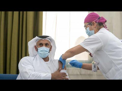 اختبار -الليزر- يتيح الكشف عن الإصابة بكورونا خلال ثوانٍ في الإمارات …  - 14:58-2020 / 8 / 8