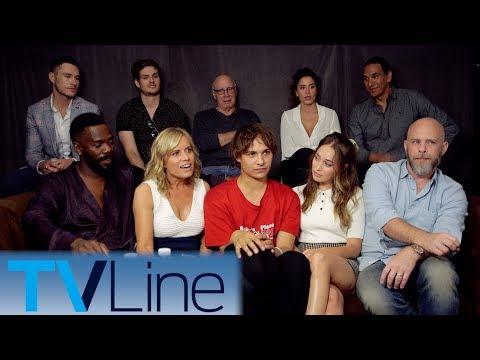 Kim Dickens on Deadwood Reunion Movie  ComicCon 2017  TVLine