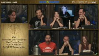 Critical Role - Drugs and Diplomatic Immunity